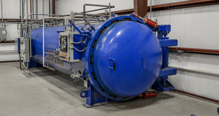 The JBRND Autoclave
