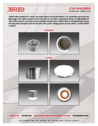 Cup Holder Brochure